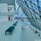 """モエレ沼公園のガラスのピラミッド """"HIDAMARI""""は超フォトジェニックな建築物だった!"""