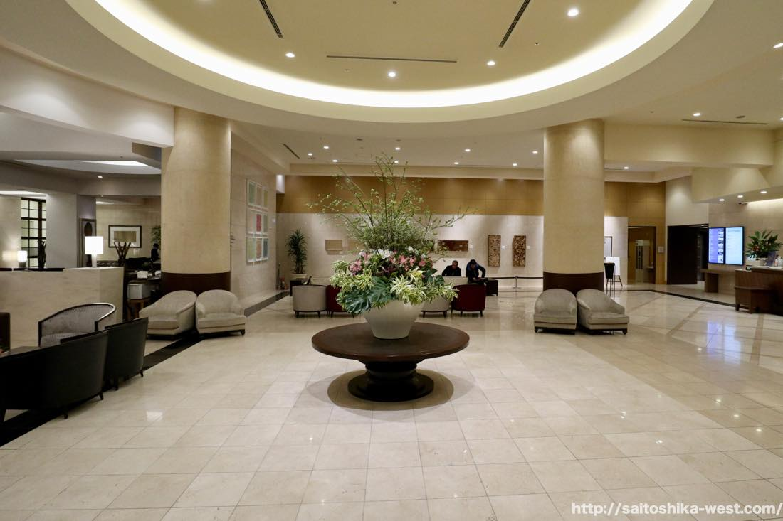JRタワーホテル日航札幌 宿泊記