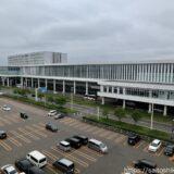完成した新千歳空港「国際線ターミナル 拡張工事」の状況 21.07