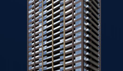 【2021年01月竣工 】シエリアタワーなんば の建設状況 19.03