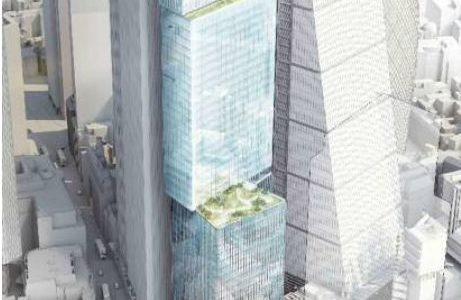 【2022年末竣工予定】(仮称)8 Bishopsgate、三菱地所が英国ロンドン・シティに51階建てのオフィスビルを建設!