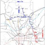 【2029年開業予定】大阪モノレール延伸計画、国交省が許可。終点に近鉄奈良線の新駅設置!