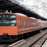 JR西日本 大阪環状線用201系が引退間近。新型323系のLS21編成が登場し後継車種の増備が完了!