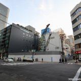 【2020年開業予定】(仮称)堂島ホテル建て替え計画の状況 19.03