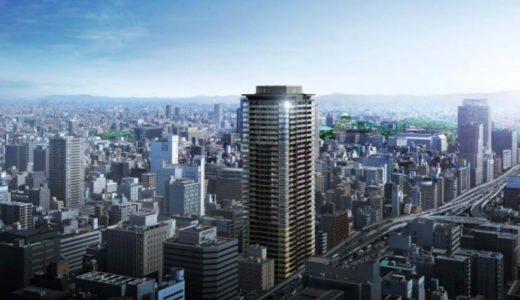 【2021年04月竣工】MJR堺筋本町タワー(ザ・船場タワープロジェクト)の建設状況 18.04