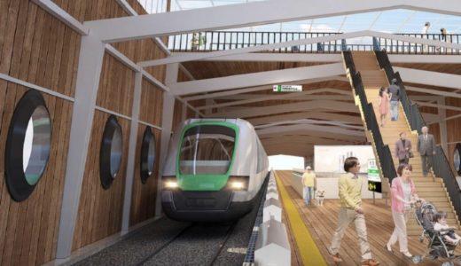 OsakaMetroが中期経営計画をアップデート。全駅にホーム柵を設置し顔認証チケットレス改札を導入!