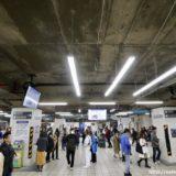 JR西日本ー京橋駅リニューアル工事の状況 19.03