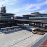オープンした「奈良公園バスターミナル」は奈良公園の景観に配慮したグッドデザインの建物だった!