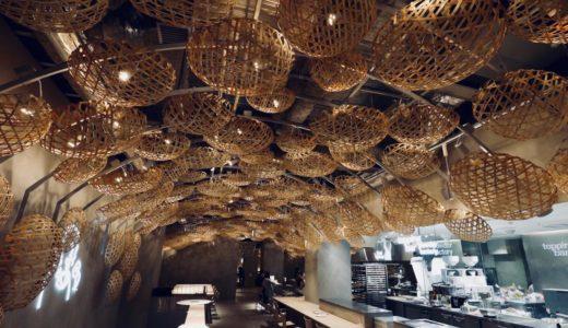 【ビル飯】京都・河原町にオープンしたkoe donuts(コエ ドーナツ)は隈研吾氏デザインの内装が最高だった!