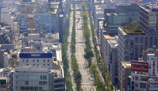 【2024~25年完成予定】都市伝説化していた「淀屋橋ツインタワー計画」が再始動!高さ150m・135mの2棟を同時に建設『御堂筋ルネッサンス』の始まりか