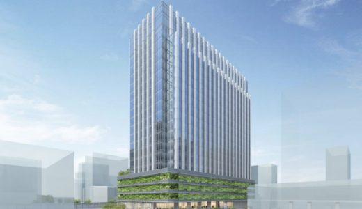 日本郵便が広島東郵便局跡に20階建ての新ビル「広島駅南口計画(仮称)」を建設!