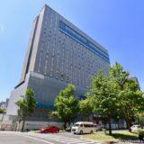 【2019年11月1日開業】大阪エクセルホテル東急が入居する(仮称)積和不動産関西南御堂ビルの状況 19.05