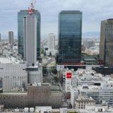 大阪工業大学 梅田キャンパスOIT梅田タワーからの眺め