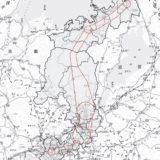 北陸新幹線(敦賀・新大阪間)の環境影響評価が公表。京都・大阪付近は大深度地下トンネルで施工!