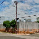 【2022年03月竣工】(仮称)西区京町堀2丁目プロジェクト新築工事の状況 19.06