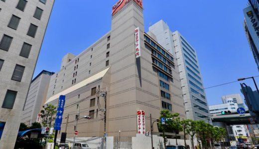 【再開発の卵】プロルート丸光旧本社ビル解体工事の状況 19.05