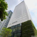 からくさホテルグランデ新大阪タワーの建設状況 19.06