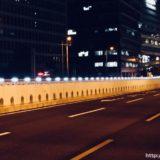 【G20大阪サミット】クルマが消えた阪神高速の法円坂付近は未来のサーキット場の様だった!
