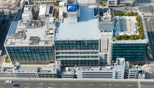 【再開発の種】古河大阪ビル本館・西館のテナントの退去が進む。建替え計画が進行中?