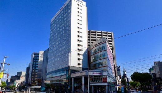 「パティオさくら」竣工した富山市桜町一丁目4番地区市街地再開発事業の状況 19.05