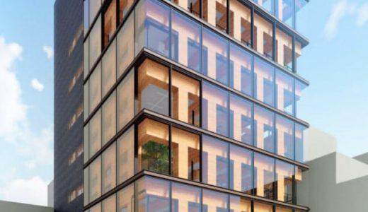 【2022年3月竣工予定】大林組が日本初の高層純木造耐火建築物を建設、2020年3月に着工へ!