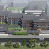 (仮称)シャングリ・ラ京都二条城 建設計画の状況 21.04【2024年12月竣工予定】
