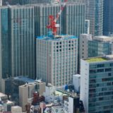 【2020年初夏開業】(仮称)堂島浜プロジェクトー パレスホテルの新ブランドホテルの建設状況 19.07