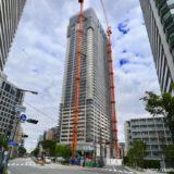 【2020年3月竣工】ブランズタワー梅田 Northの建設状況 19.07