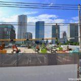 【2021年度開館予定】大阪中之島美術館・Nakanoshima Museum of Art, Osakaの建設状況 19.07