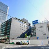 【2020年開業予定】アロフト・ホテルが大阪初進出! Aloft 堂島(仮称)の建設状況 19.07