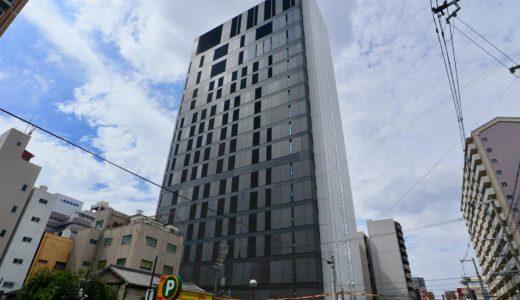 NTT Com「大阪第6データセンター」新日本橋ビル(仮称)新築工事の状況 19.07