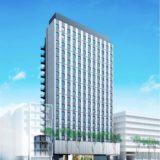 【2020年7月開業】関電不動産開発が曽根崎に建設中のホテル エルシエントの状況 19.08