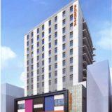 【2021年開業】コスモス薬局が道頓堀角座跡に建設する複合ビルに「ホテルフォルツァ」が入居