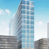 【2021年10月竣工予定】(仮称)本町サンケイビルの建設状況 19.08