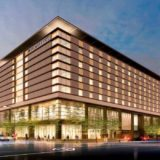 【2020年春オープン】JWマリオットホテル奈良計画の建設状況 19.08