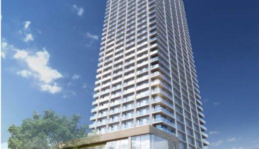 【2025年完成予定】JR西宮駅南西地区再開発に東急不動産が参画、地上35階程度のタワーマンションを計画