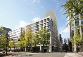 ヒューリックが「ヒューリック大阪ビル (みずほ銀行大阪支店)」の再開発を検討