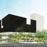 【2021年度開館予定】大阪中之島美術館・Nakanoshima Museum of Art, Osakaの建設状況 19.08