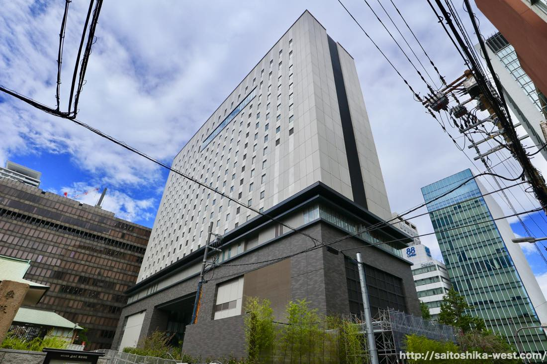 大阪 東急 エクセル ホテル