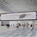 JR西日本ー京橋駅リニューアル工事の状況 19.08