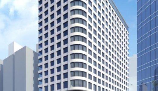 【2021年春開業】ホテルインターゲート大阪 梅田の建設状況 19.09