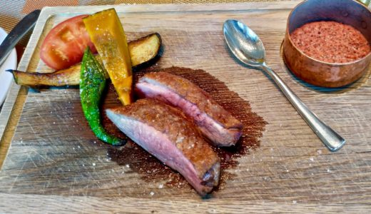 【ビル飯】インターコンチネンタルホテル大阪ーNOKA Roast & Grill(ノカ ロースト & グリル)