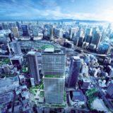 グランドメゾン新梅田タワー THE CLUB RESIDENCEの建設状況 19.09