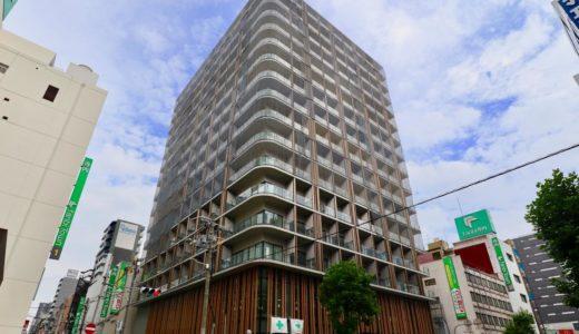 【2020年春開業予定】都シティ 大阪本町の建設状況 19.09