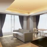 (仮称)堂島浜プロジェクトのサービスアパートメントは全室カッシーナがデザインを監修!