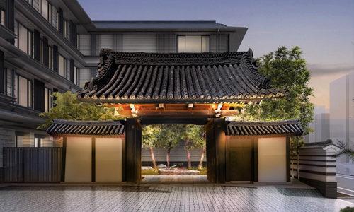 【2020年夏開業】『HOTEL THE MITSUI KYOTO(ホテル ザ 三井京都)』(仮称)京都二条ホテルプロジェクトのホテル名称が決定!