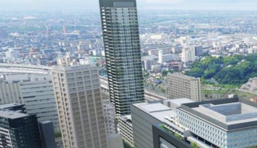 【2023年03月竣工】MRJ熊本タワーの状況 19.10