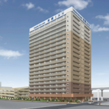 東大阪市が『旧荒川庁舎等跡地事業者』の優先交渉権者に東横インを特定。873室の大型ホテルを建設!