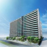 大阪ベイレジデンス (仮称)住之江区南港北プロジェクト建設工事の状況【2021年1月竣工】