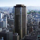 【2021年04月竣工】MJR堺筋本町タワー(ザ・船場タワープロジェクト)の建設状況 19.10